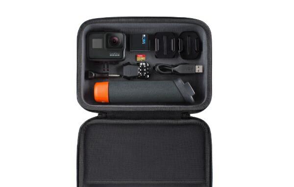 GoProゴープロケイシー(カメラ+マウント+アクセサリーケース)ABSSC-001[ABSSC001ゴープロアクセサリー]