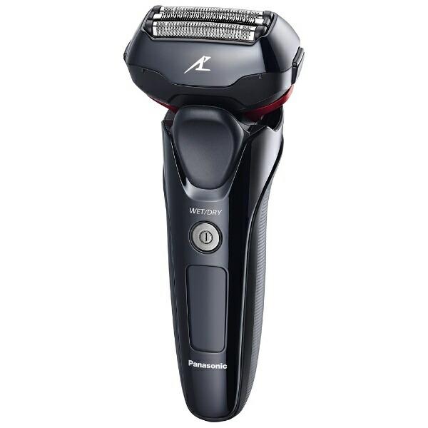 パナソニックPanasonicリニアシェーバー[国内・海外対応]LAMDASH(ラムダッシュ)黒ES-LT2A-K[3枚刃/AC100V-240V][電気シェーバー男性髭剃りESLT2AK]