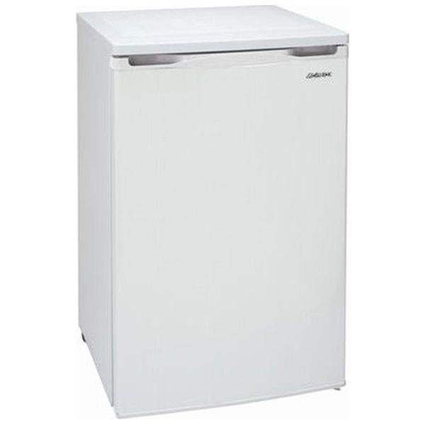 アビテラックスAbitelax冷凍庫ホワイトストライプACF-110E[1ドア/右開きタイプ/100L][ACF110E]