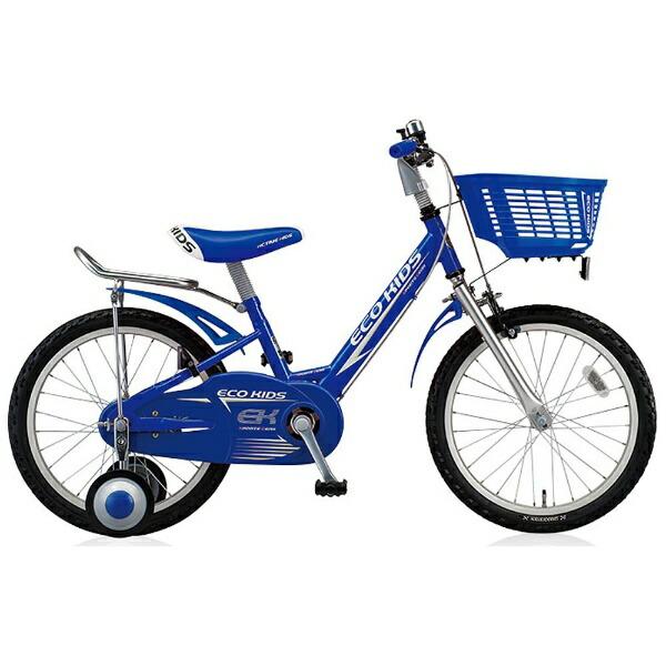 ブリヂストンBRIDGESTONE16型幼児用自転車エコキッズスポーツ(ブルー/シングルシフト)EK16S6【組立商品につき返品不可】【代金引換配送不可】