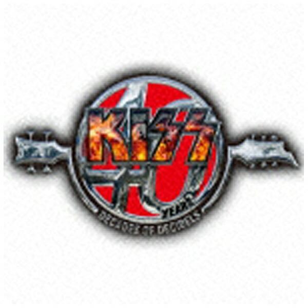 ユニバーサルミュージックKISS/ベスト・オブKISS40通常盤【CD】