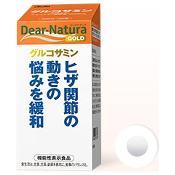 アサヒグループ食品AsahiGroupFoodsDear-Natura(ディアナチュラ)ディアナチュラゴールドグルコサミン60日分〔機能性表示食品〕【wtcool】