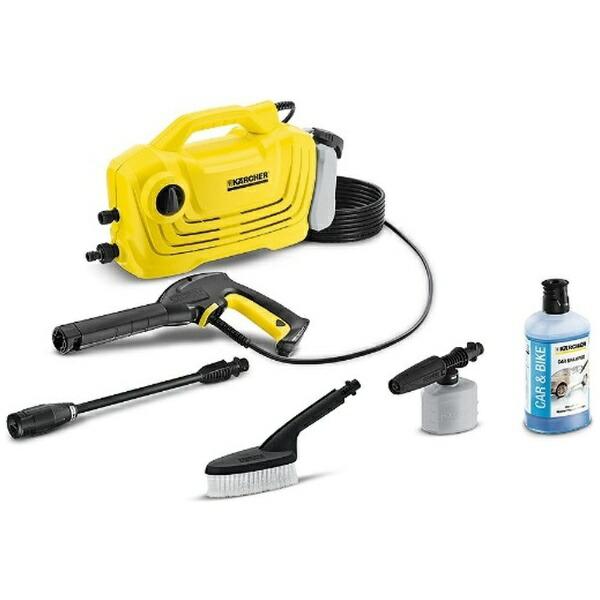 ケルヒャーKARCHER高圧洗浄機K2クラシックプラスカーキット1.600-977.0[50/60Hz][K2クラシックプラスカーキット]