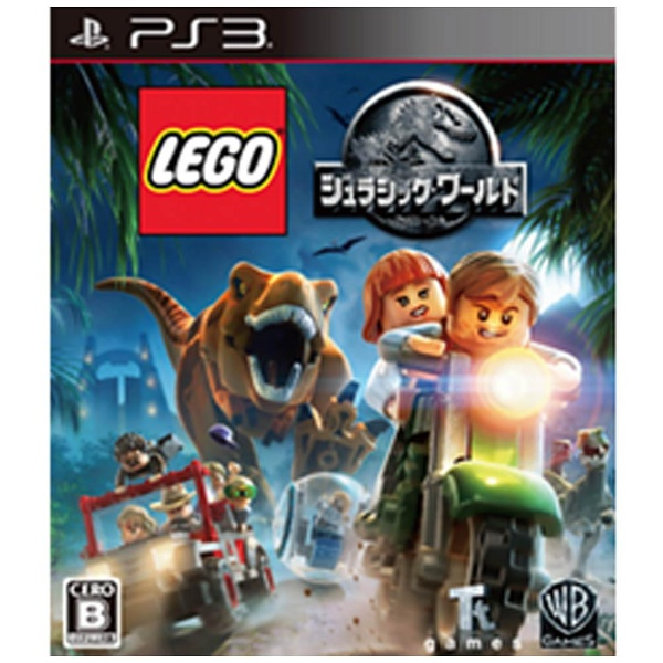 ワーナーブラザースジャパンWarnerBros.LEGO(R)ジュラシック・ワールド【PS3ゲームソフト】