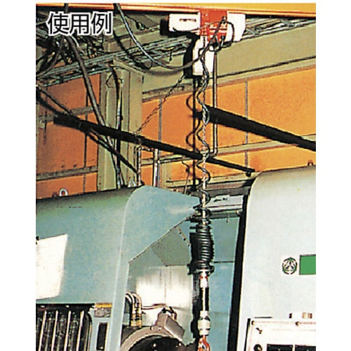 キトーKITOセレクト電気チェーンブロック2速シリンダ100kg(SD)x1.8mEDC10SD