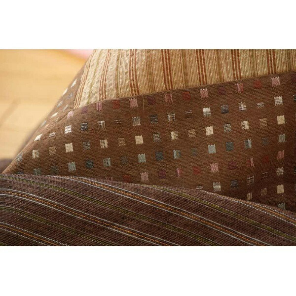 イケヒコIKEHIKO5021009こたつ布団カバーゆかり[対応天板サイズ:約90×90cm/正方形]