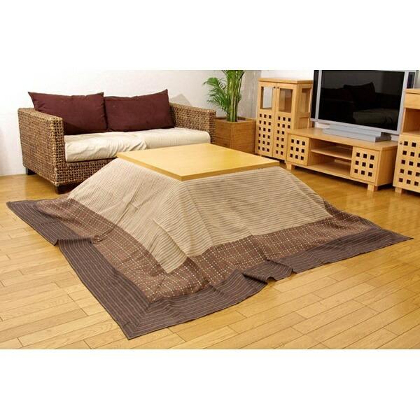イケヒコIKEHIKO5021019こたつ布団カバーゆかり[対応天板サイズ:約80×120cm/長方形]