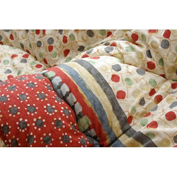イケヒコIKEHIKO5953019こたつ布団オアシス[対応天板サイズ:約90×90cm/正方形][5953019]