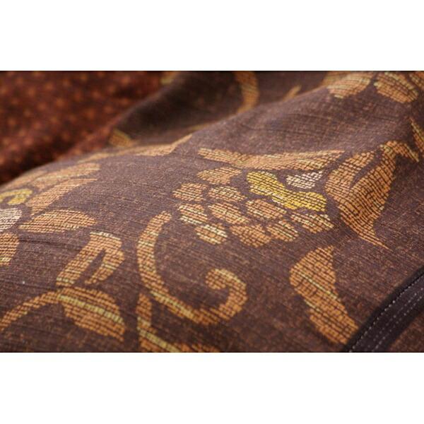 イケヒコIKEHIKO5934669こたつ布団万葉(マンヨウ)ブラウン[対応天板サイズ:約90×180cm/長方形][5934669]