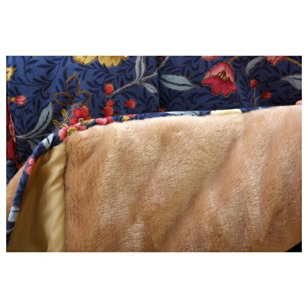 イケヒコIKEHIKO5078329こたつ布団ナターシャ[対応天板サイズ:約80×120cm/長方形][5078329]