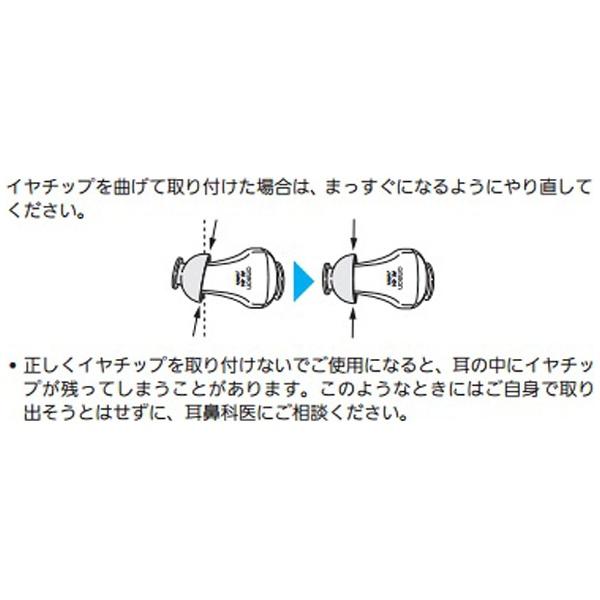 オムロンOMRONイヤチップMベント付き(AK-04、05、10、11共通)AK-DCP-M2個入[AKDCPM]