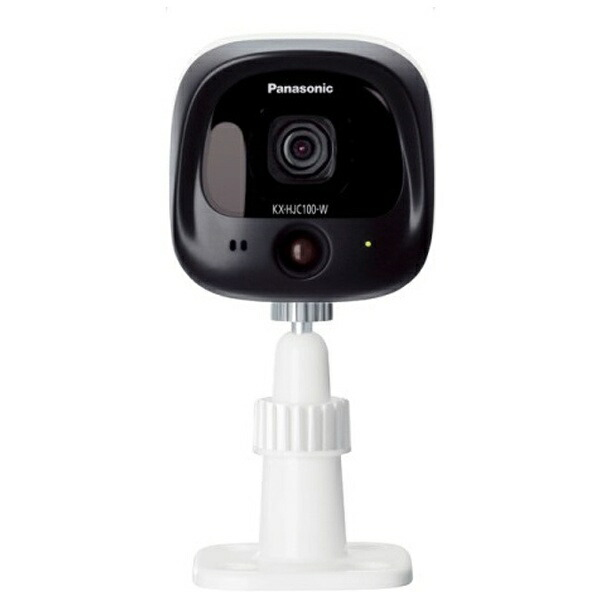 パナソニックPanasonicホームネットワークシステム「スマ@ホームシステム」屋外カメラKX-HJC100-Wホワイト[KXHJC100W]panasonic