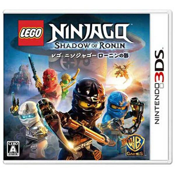 ワーナーブラザースジャパンWarnerBros.LEGO(R)ニンジャゴーローニンの影【3DSゲームソフト】