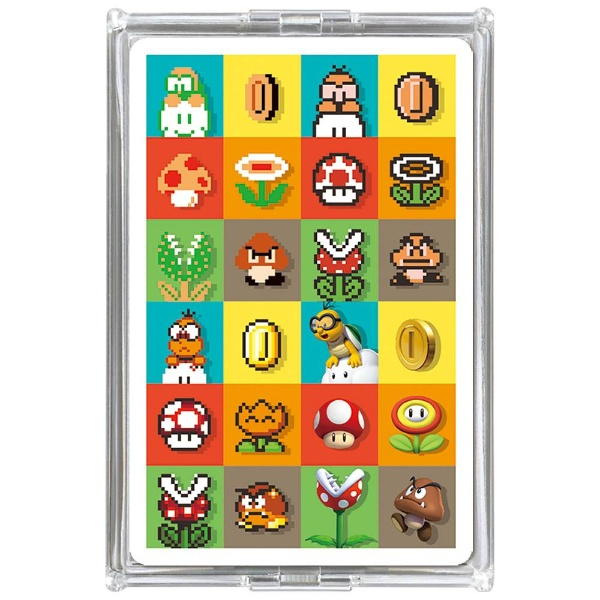 任天堂NintendoマリオトランプNAP-04(ゲームステージ)