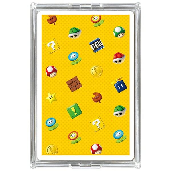 任天堂NintendoマリオトランプNAP-05(キャラクターずかん)
