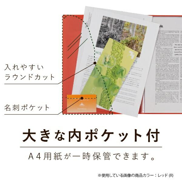 セキセイSEKISEIアドワンクリヤーファイルA4-S30ポケットピンク[AD2031]