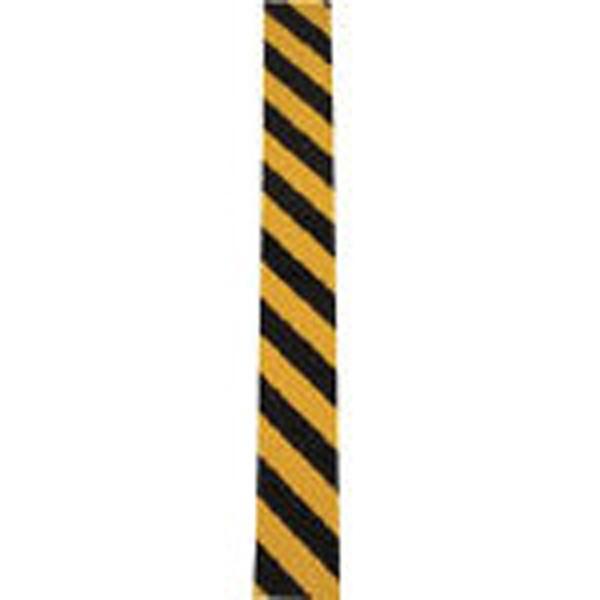 日東NittoNEWトラクッション黄/黒5mm×100mm×2mTR1002《※画像はイメージです。実際の商品とは異なります》