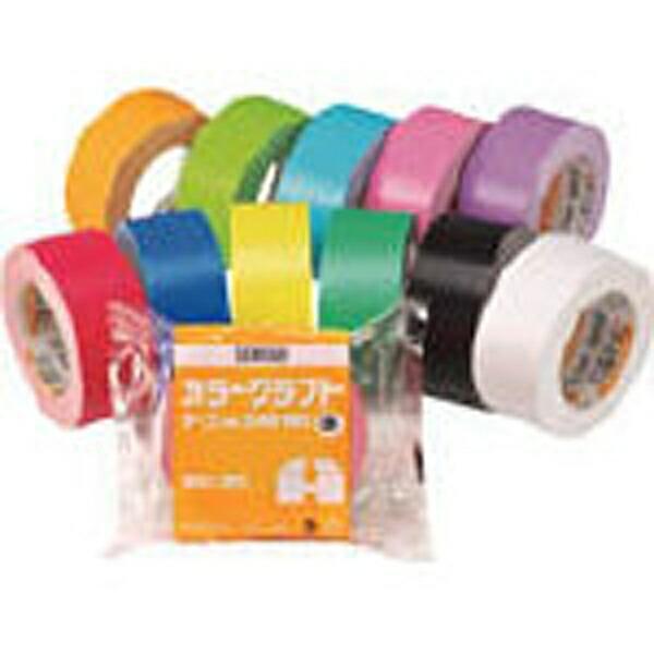 積水化学工業SEKISUIカラークラフトテープNo.500WC紫K50WE13《※画像はイメージです。実際の商品とは異なります》