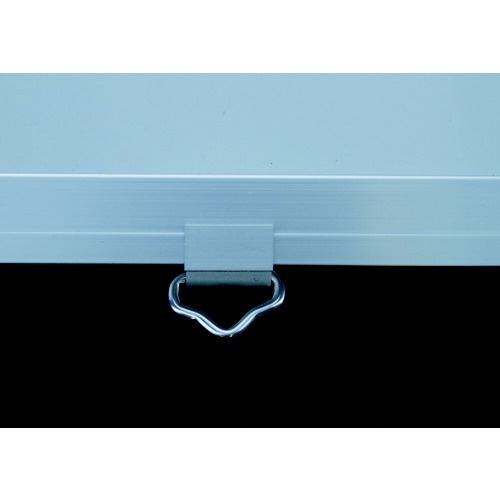 トラスコ中山スチール製ホワイトボード白暗線入り900×1800GH102A《※画像はイメージです。実際の商品とは異なります》【メーカー直送・代金引換不可・時間指定・返品不可】