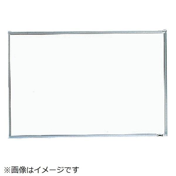 トラスコ中山スチール製ホワイトボード無地粉受付300×450GH142《※画像はイメージです。実際の商品とは異なります》