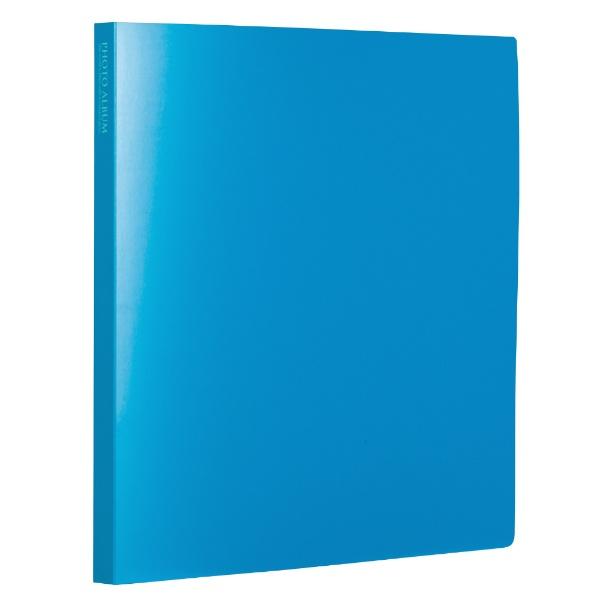 セキセイSEKISEIフォトアルバム(ブルー)KP-126[KP126]