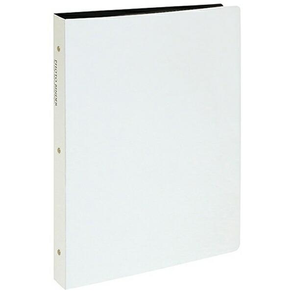 セキセイSEKISEIフォトバインダー<高透明>Lサイズ120枚(ホワイト)KP-2120[KP2120]