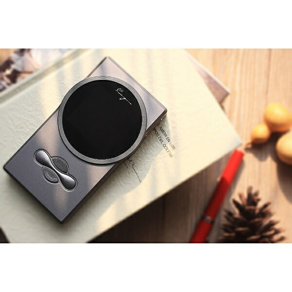 カインCayinデジタルオーディオプレーヤーシルバーN6-DAP[8GB/ハイレゾ対応][N6DAPシルバー]