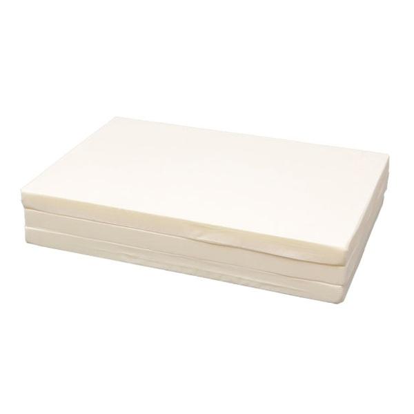 アイリスオーヤマIRISOHYAMAアイリスオーヤマ硬質三つ折りボリュームマットレスシングルサイズ(97×195×6cm)MTRA-S[MTRAS]