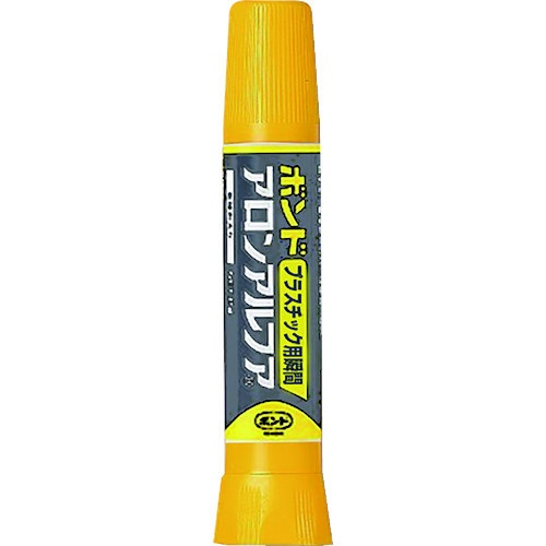 コニシアロンアルフアプラスチック用2g#32114BAAPS