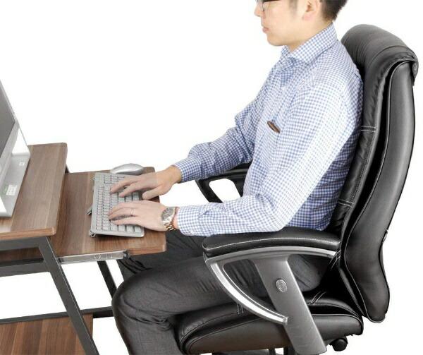 レメックスジャパンRemexJapan3Dマネジメントチェア本革×PVCレザー(ブラック)REC-316AX-BK[REC316AXBK]