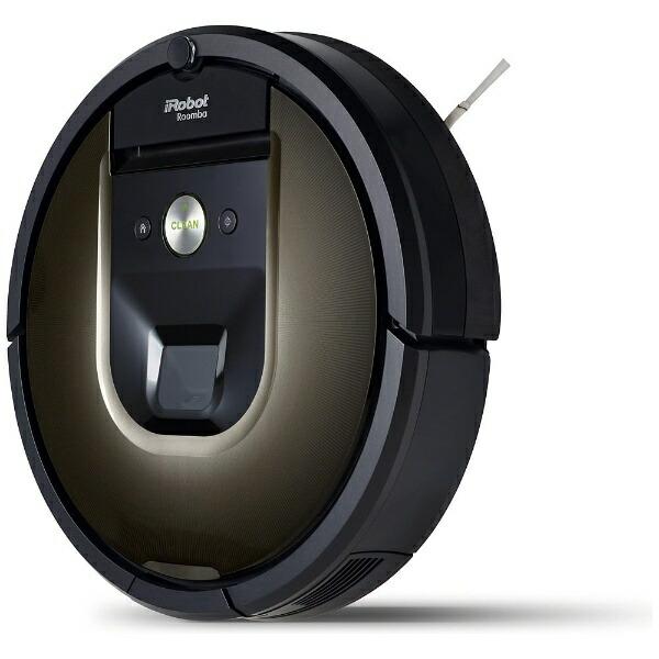 iRobotアイロボット【国内正規品】ロボット掃除機「ルンバ」980[Roombaルンバ980R980060お掃除ロボット]