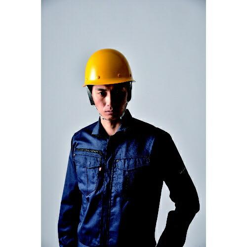 谷沢製作所TANIZAWASEISAKUSHOエアライト搭載ヘルメット(軽量FRP製・かるメット)108JPZB11J
