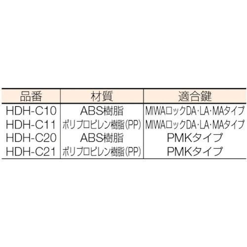 日中製作所HINAKAサムターンキャップHDHC10