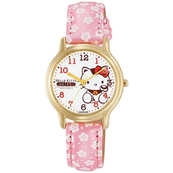 シチズンCBMCITIZENCBM【日本製】シチズン時計Q&Q腕時計HELLOKITTYハローキティ0007N003