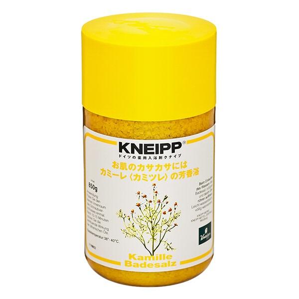クナイプジャパンKneippJapanKNEIPP(クナイプ)バスソルトカミーレの香り850g〔入浴剤〕