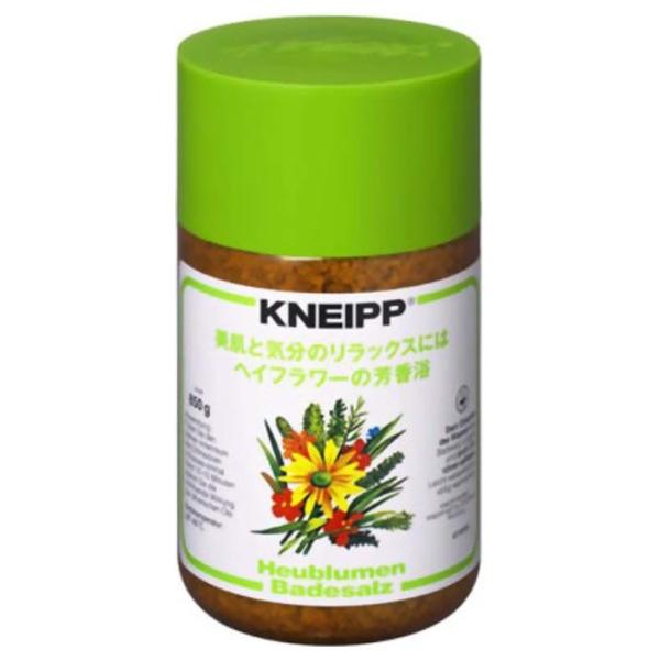 クナイプジャパンKneippJapanKNEIPP(クナイプ)バスソルトヘイフラワーの香り850g〔入浴剤〕