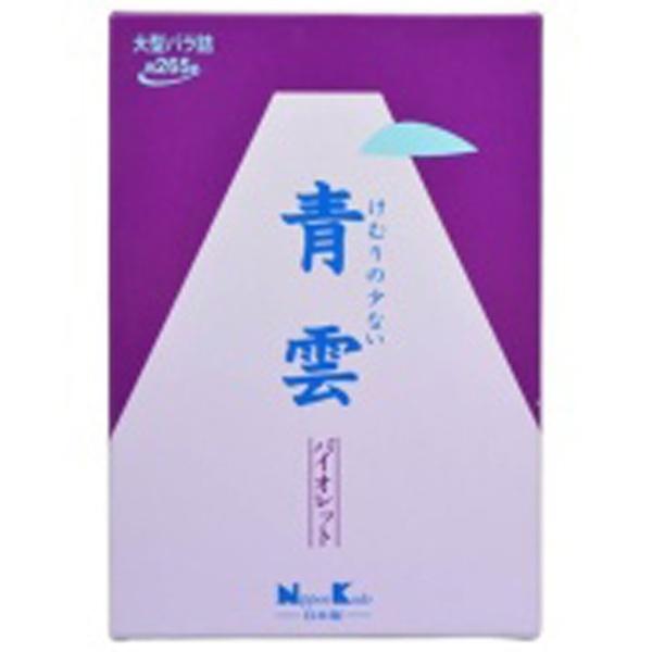 日本香堂NipponKodo青雲バイオレット大型〔ろうそく・線香〕