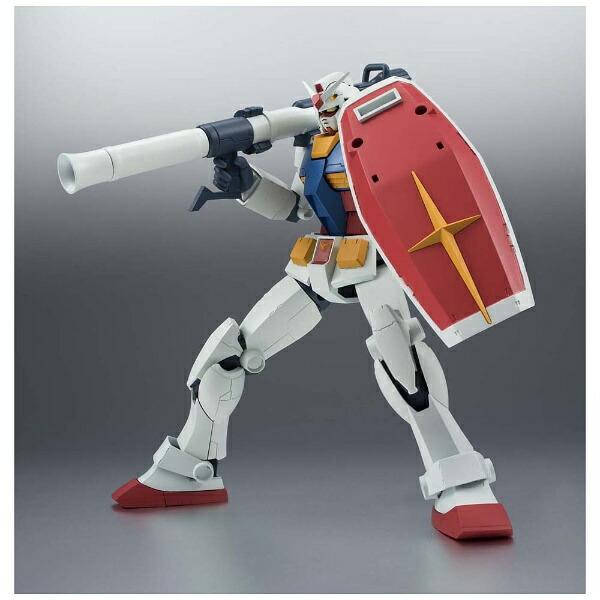 バンダイBANDAIROBOT魂<SIDEMS>機動戦士ガンダムRX-78-2ガンダムver.A.N.I.M.E.