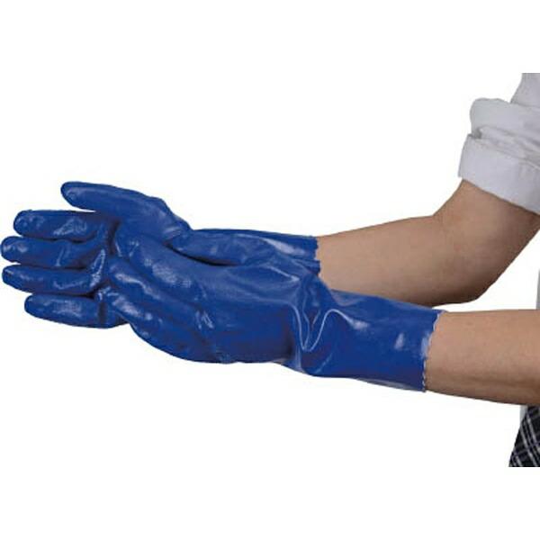 トラスコ中山防寒ニトリルゴム手袋LTWNGL
