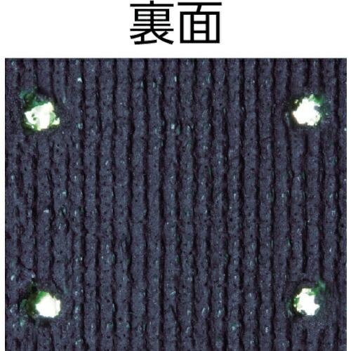 トラスコ中山人工芝(透水タイプ)910mm×3m厚み6mmTTFW936