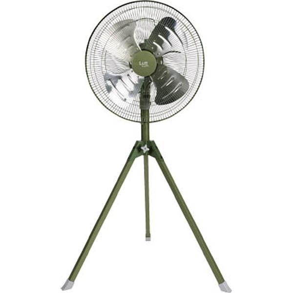 トラスコ中山業務用扇風機グリーンTFLHA-45S-OD[TFLHA45SOD]