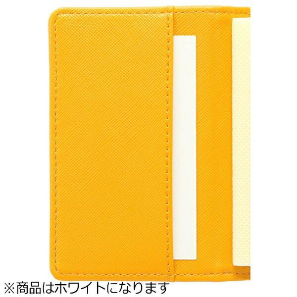 セキセイSEKISEIラポルタカードホルダー(カードサイズ20枚収容/ホワイト)LA6020
