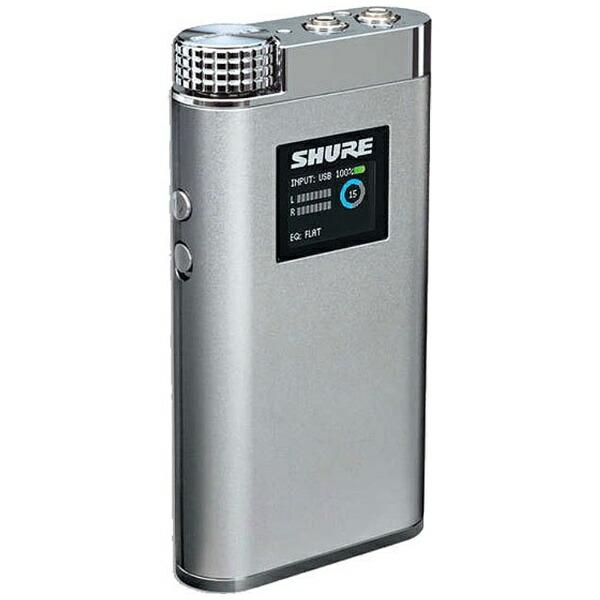 SHUREシュアーポータブルヘッドホンアンプSHA900J-P[SHA900JP]