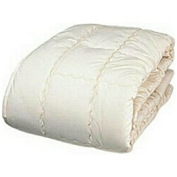 メルクロスMERCROS【ベッドパッド】ウォッシャブルウールベッドパッド(シングルサイズ/100×200cm)