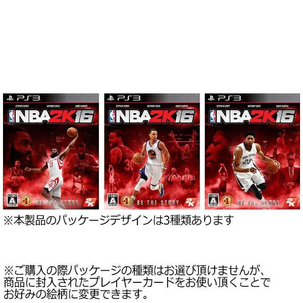 テイクツー・インタラクティブTake-TwoInteractiveNBA2K16【PS3ゲームソフト】[NBA2K16]