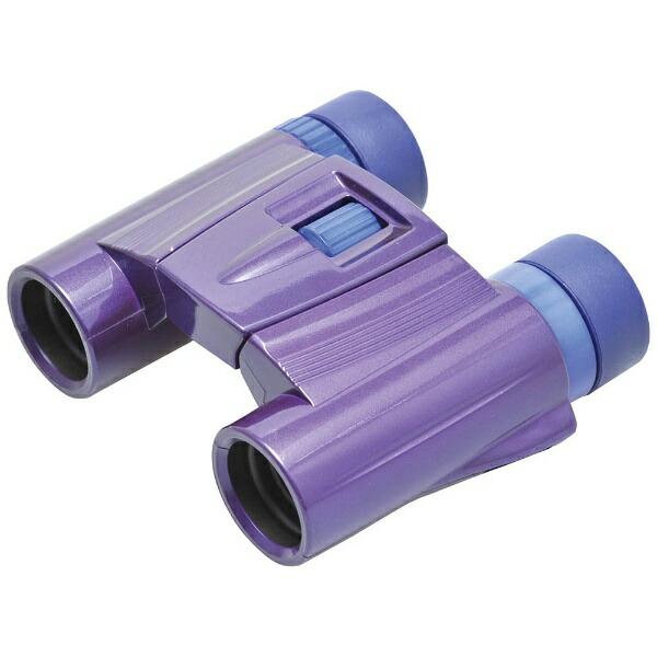 ケンコー・トキナーKenkoTokina8倍双眼鏡ウルトラビユ-パステルプラス8X21DH(パープル)UPP821PR[UPP821PR]