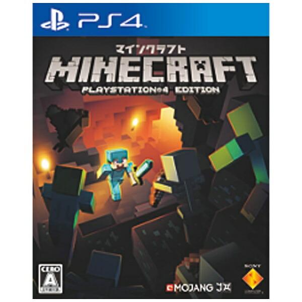 ソニーインタラクティブエンタテインメントSonyInteractiveEntertainmenMinecraft:PlayStation4Edition【PS4ゲームソフト】