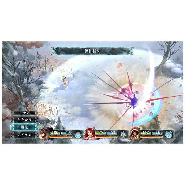スクウェアエニックスSQUAREENIXいけにえと雪のセツナ【PS4ゲームソフト】