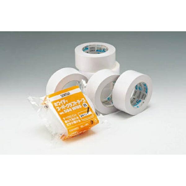 積水化学工業SEKISUIホワイティスーパークラフトテープNo.504WNS50×50K504W03《※画像はイメージです。実際の商品とは異なります》