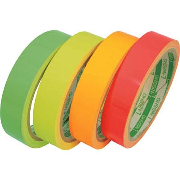 日東Nitto蛍光テープ20mmX5mレモンイエローLK-20LY《※画像はイメージです。実際の商品とは異なります》